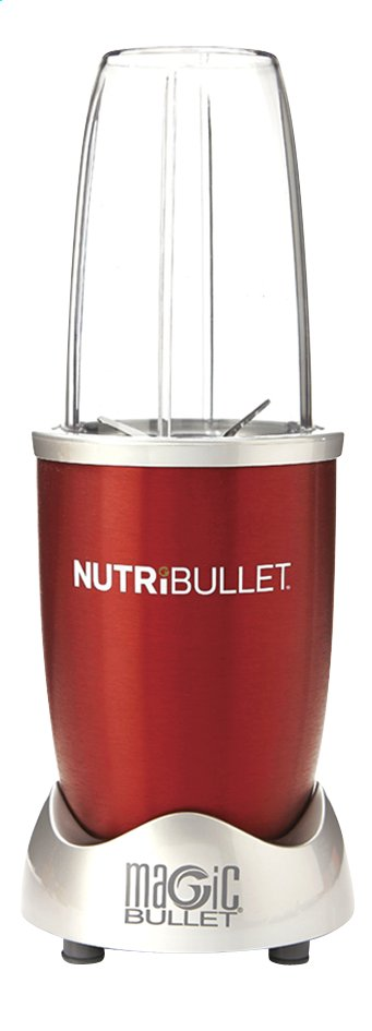 Image pour Magic Bullet Blender NutriBullet rouge 5 pièces à partir de ColliShop