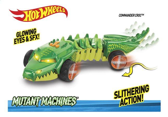 Image pour Hot Wheels Mutant Machine Commander Croc à partir de ColliShop