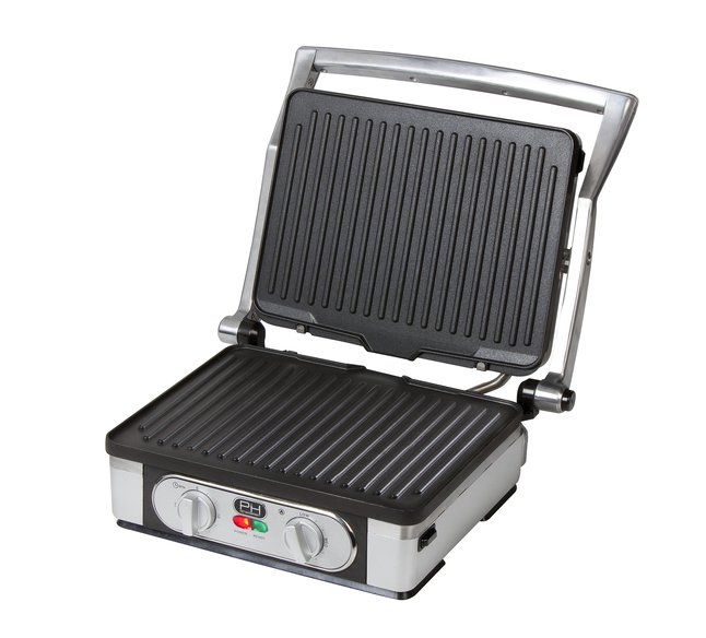 Afbeelding van Domo Multigrill Piet Huysentruyt DO9051G from ColliShop