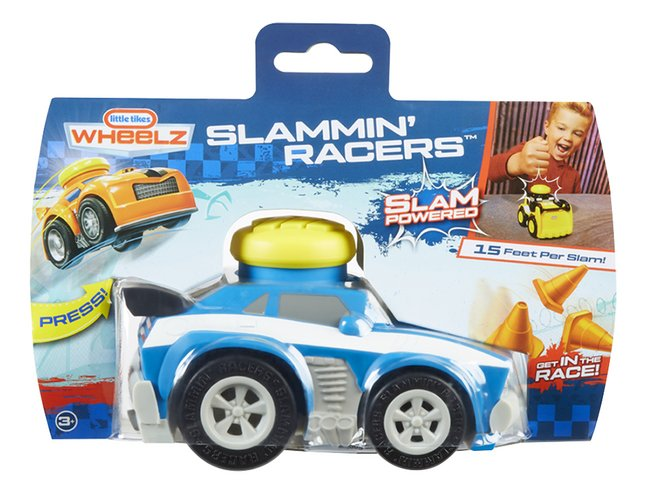 Afbeelding van Little Tikes auto Slammin' Racers Muscle Car from ColliShop