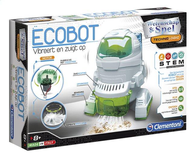 Clementoni Wetenschap & Spel Ecobot