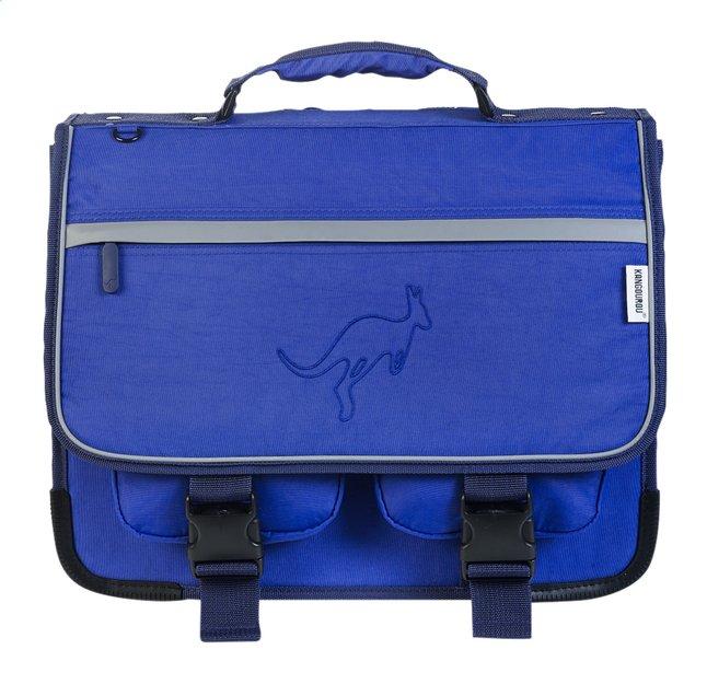 Afbeelding van Kangourou boekentas blauw 39 cm from ColliShop