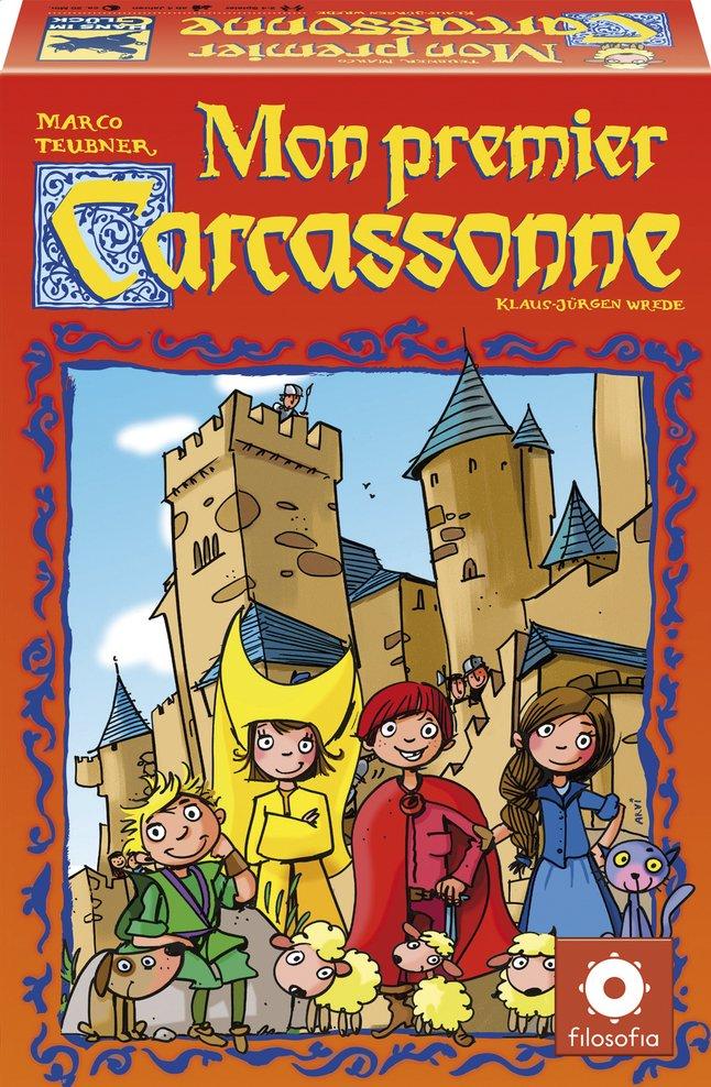 Image pour Mon premier Carcassonne à partir de ColliShop