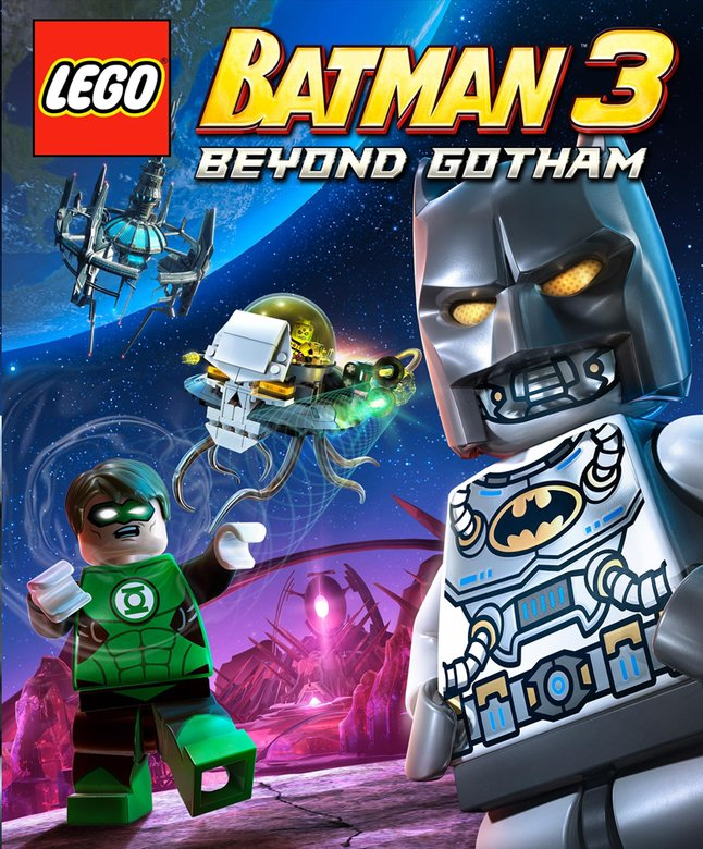 Afbeelding van Nintendo 3DS LEGO Batman 3: Beyond Gotham NL from ColliShop