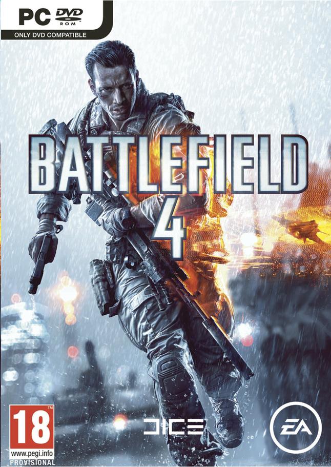Afbeelding van Pc Battlefield 4 ENG/FR from ColliShop