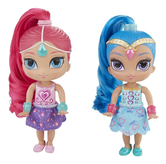 Fisher-Price figuur Shimmer & Shine Sweetie genies