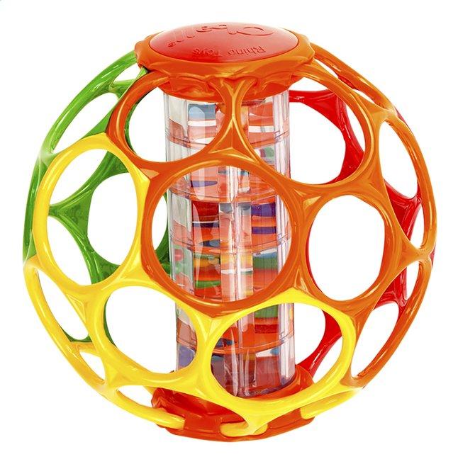 Image pour Oball balle de préhension avec hochet 16 cm à partir de ColliShop