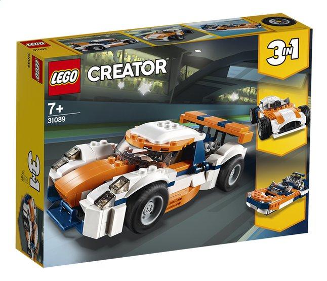 LEGO Creator 3-in-1 31089 Zonsondergang baanracer