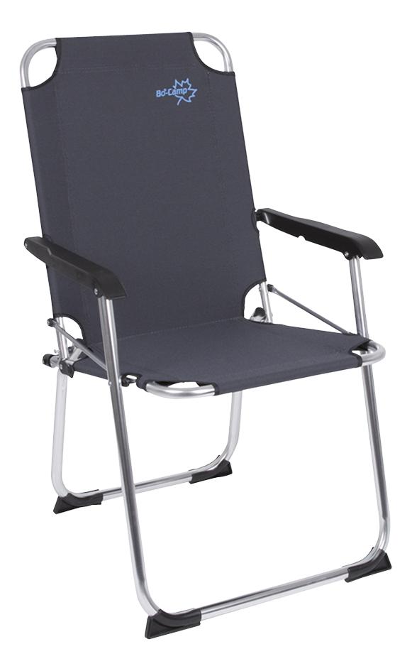 Image pour Bo-Camp Chaise de camping Copa Rio Classic noir à partir de ColliShop