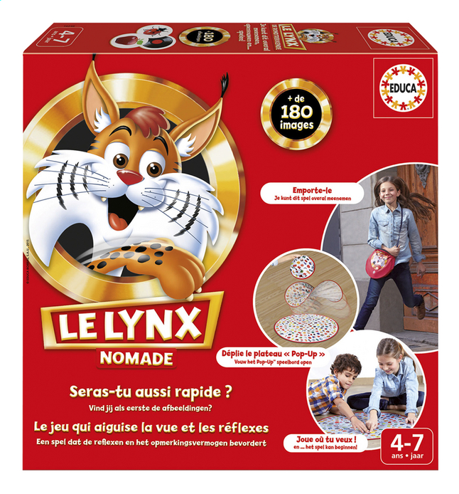 Afbeelding van Le Lynx Nomade FR from ColliShop