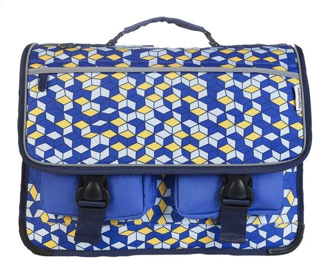 Image pour Kangourou cartable Cubes 44 cm à partir de ColliShop