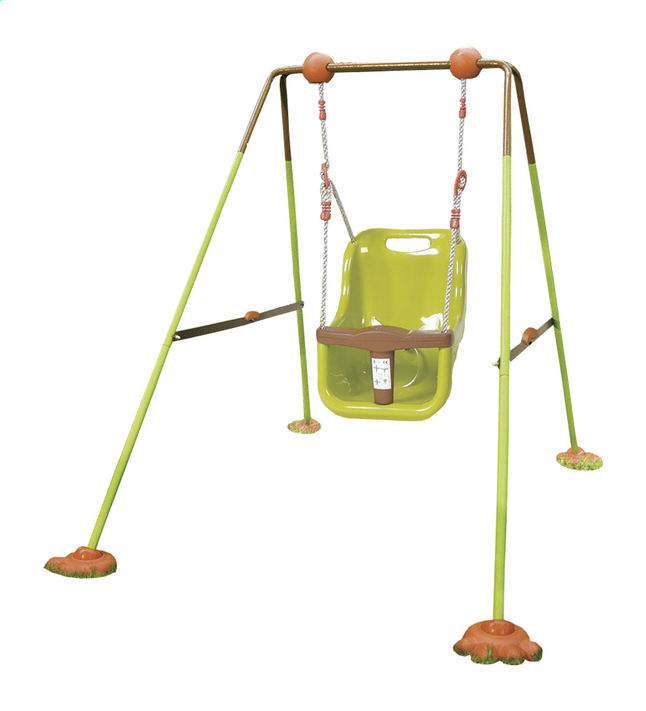 Afbeelding van Metalen schommel Baby Swing from ColliShop