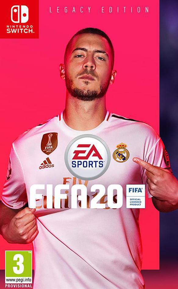 Image pour Nintendo Switch FIFA 20 FR/NL à partir de ColliShop