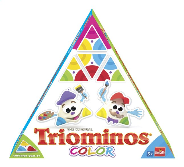 Afbeelding van Triominos Color from ColliShop
