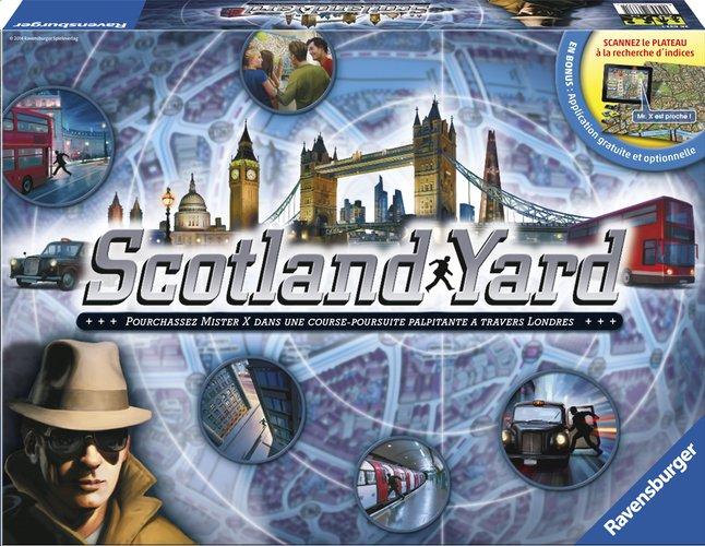 Afbeelding van Scotland Yard FR from ColliShop