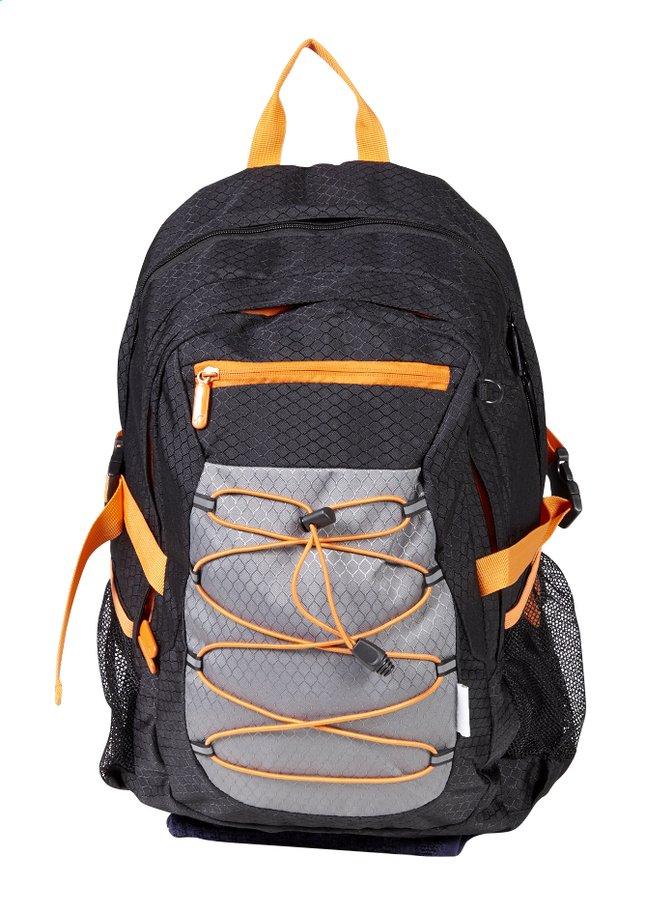Image pour Kangourou sac à dos Noir/Orange à partir de ColliShop
