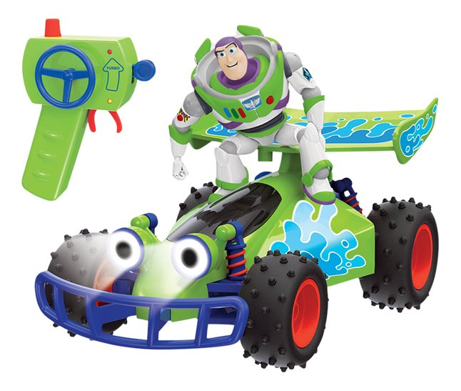 Afbeelding van Dickie Toys Toy Story 4 RC Turbo Buggy Buzz from ColliShop