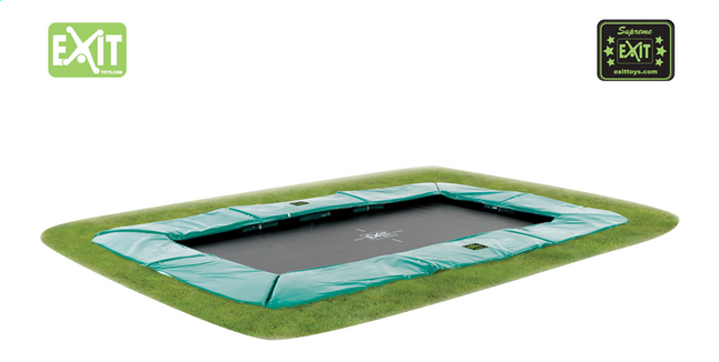 Afbeelding van EXIT inbouwtrampoline Supreme Ground L 4,27 x B 2,44 m from ColliShop
