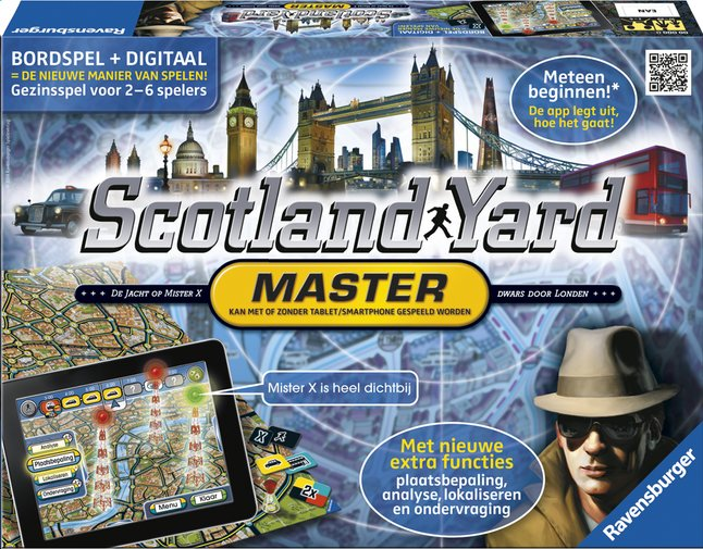 Afbeelding van Scotland Yard from ColliShop