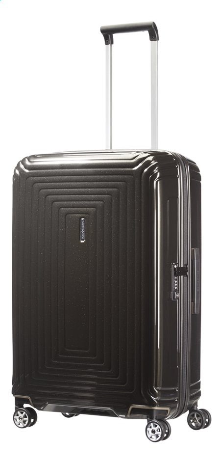 Afbeelding van Samsonite Harde reistrolley Neopulse Spinner metallic black 69 cm from ColliShop