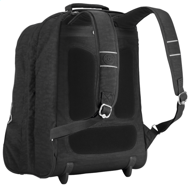 Afbeelding van Kipling trolley-rugzak Soobin L black from ColliShop