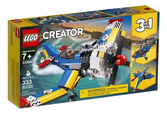 LEGO Creator 3 en 1 31094 L'avion de course