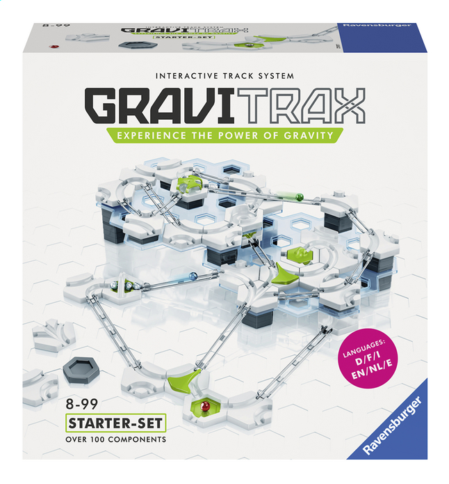 Afbeelding van Ravensburger GraviTrax Starter set from ColliShop