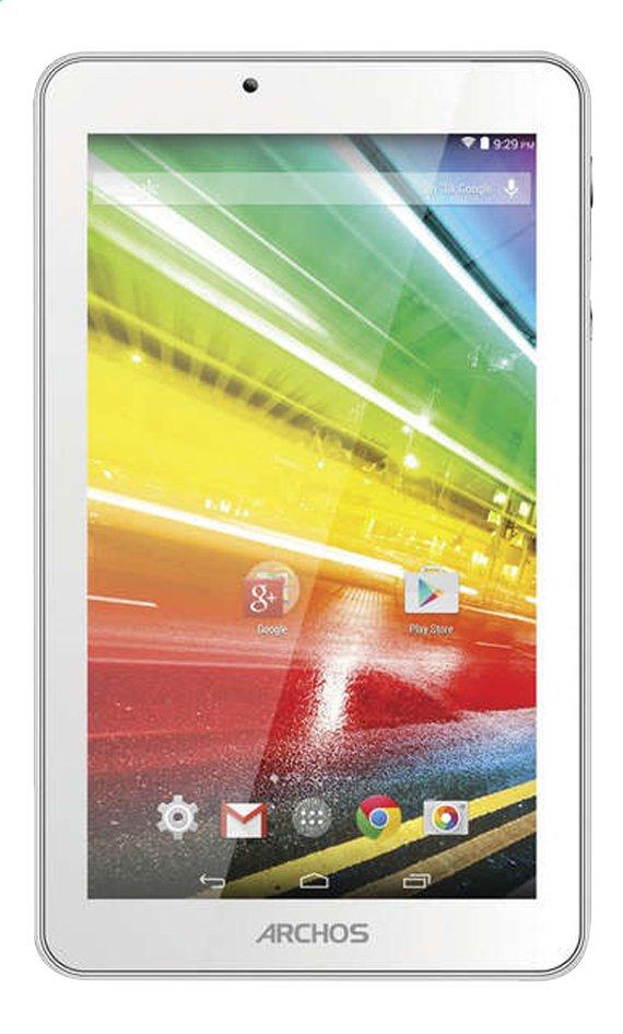 Image pour Archos tablette 70 Platinum Wi-Fi 7.0'' 16 Go blanc à partir de ColliShop