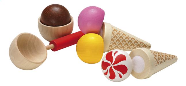 Image pour Erzi Set de jeu glaces 8 pièces à partir de ColliShop