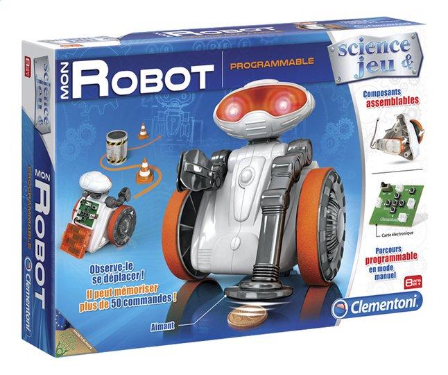 Afbeelding van Clementoni Mon Robot programmable FR from ColliShop