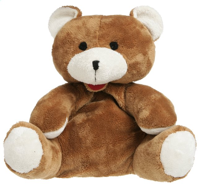 Afbeelding van Cherry Belly kersenpitkussen teddy from ColliShop