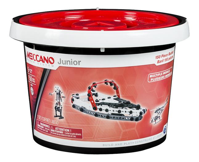 Image pour Meccano Junior Baril - 150 pièces à partir de ColliShop
