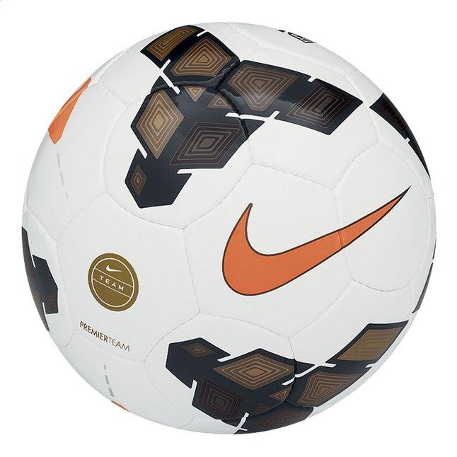Afbeelding van Nike voetbal Premier Team FIFA wit/goud maat 5 from ColliShop