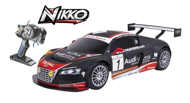 Afbeelding van Nikko auto RC Audi R8 LMS from ColliShop