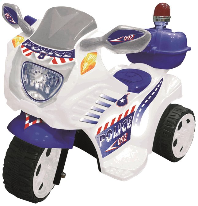 Afbeelding van Loko Toys scooter op 3 wielen Police from ColliShop