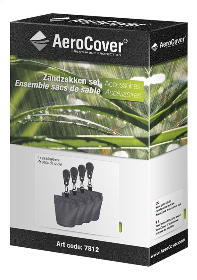 Aerocover Sachet A Lester Pour Housses De Meubles De Jardin 4 Pieces