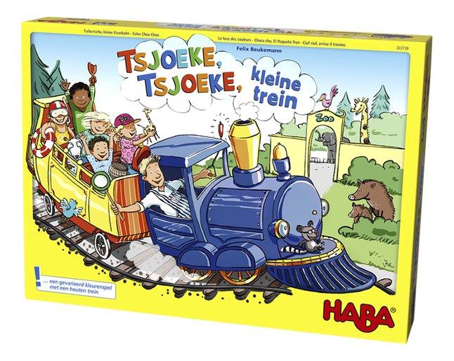Afbeelding van Tsjoeke, Tsjoeke, kleine trein from ColliShop