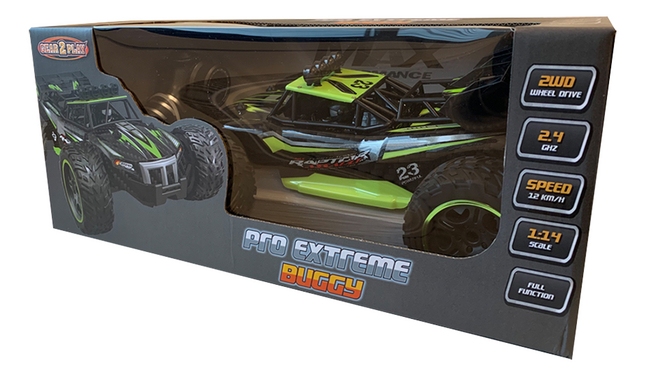 Afbeelding van Gear2Play auto RC Pro Extreme Buggy from ColliShop