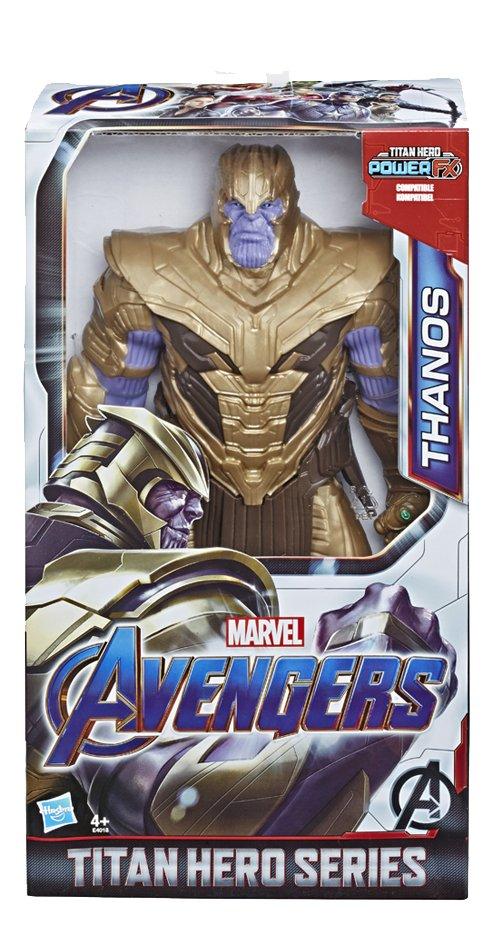 Image pour Hasbro figurine articulée Avengers Titan Hero Series Thanos à partir de ColliShop