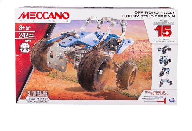 Afbeelding van Meccano Off-Road Rally 15 modellen from ColliShop