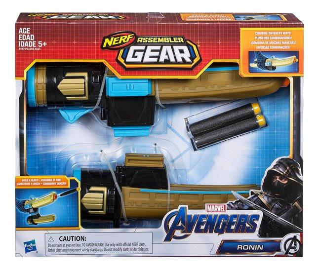 Image pour Nerf pistolet Avengers Assembler Gear Ronin à partir de ColliShop