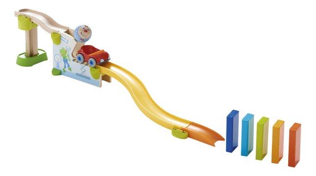 Image pour HABA circuit Kullerbü Kit thématique En voiture à partir de ColliShop