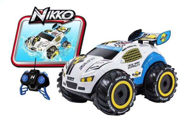 Afbeelding van Nikko auto RC Nano VaporizR 2 blauw from ColliShop