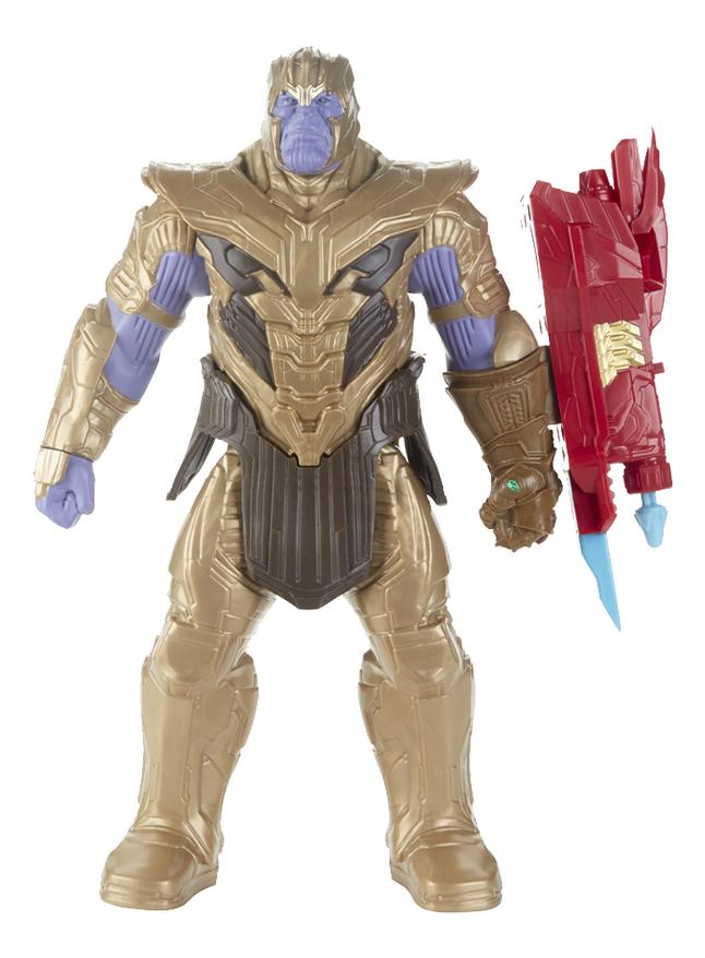 Hasbro figurine articulée Avengers Titan Hero Series Thanos