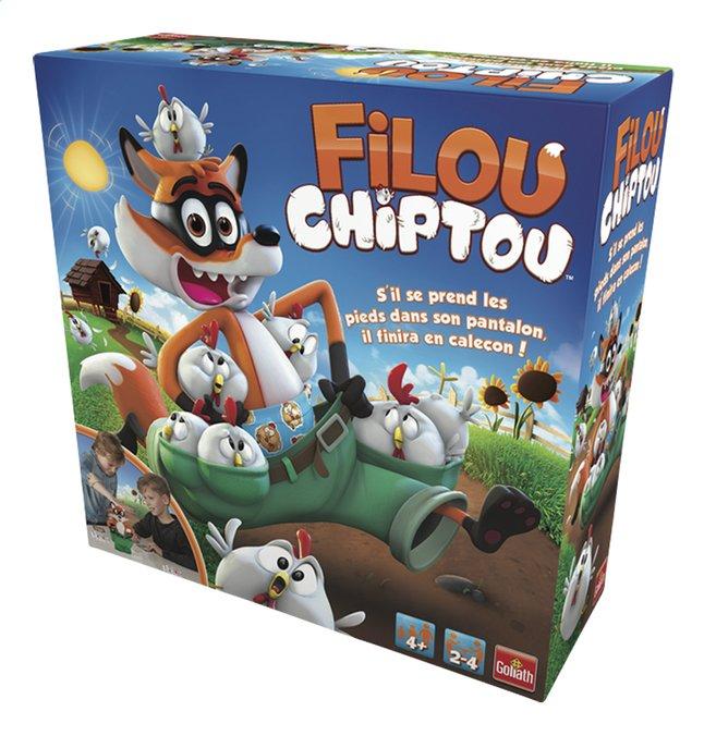 Image pour Filou Chiptou à partir de ColliShop