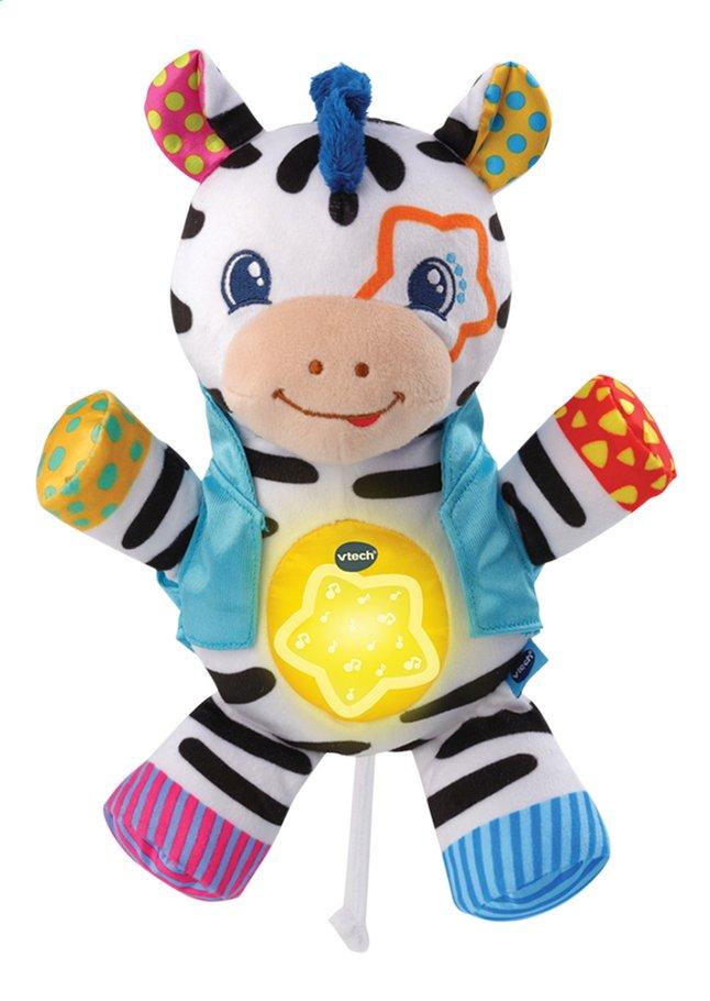 VTech Baby Knuffelrock Zebra