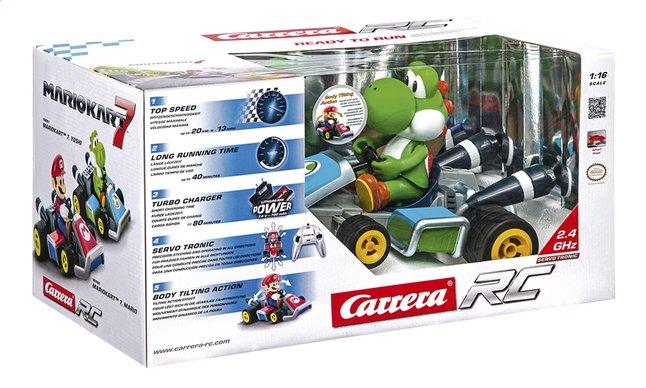 Afbeelding van Carrera auto RC Mario Kart Yoshi from ColliShop