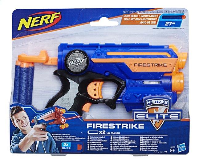 Afbeelding van Nerf blaster Elite N-Strike Firestrike from ColliShop