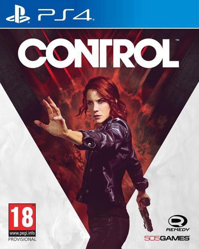 Image pour PS4 Control FR à partir de ColliShop