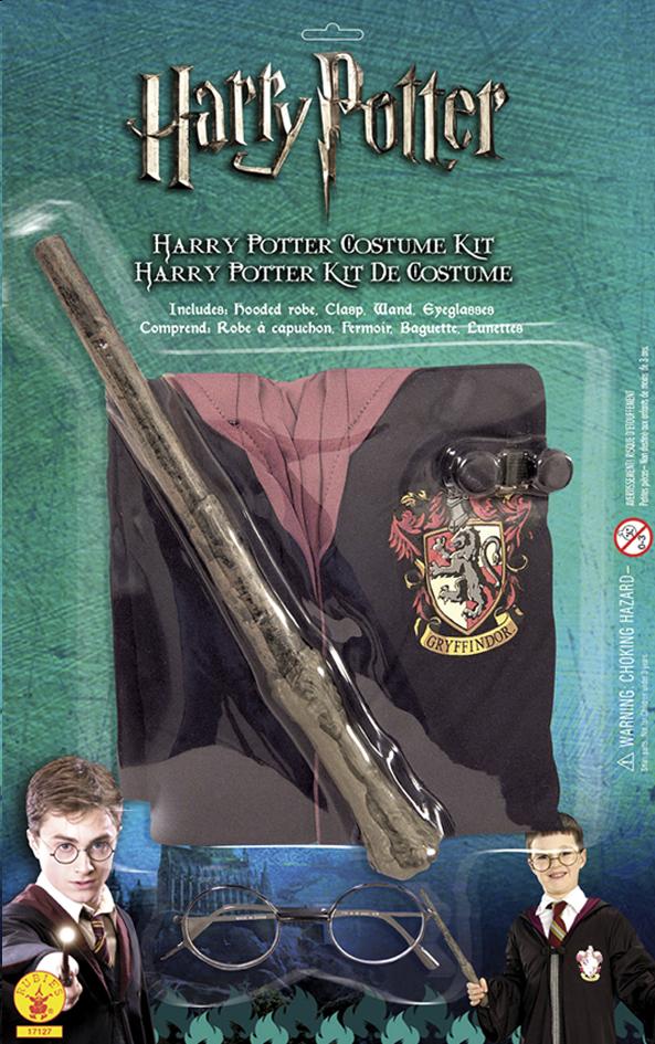 Afbeelding van Verkleedpak Harry Potter maat 98/122 from ColliShop